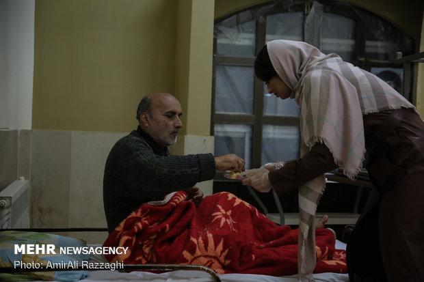 Night of 'Yalda' celebrated in nursing home in Sari