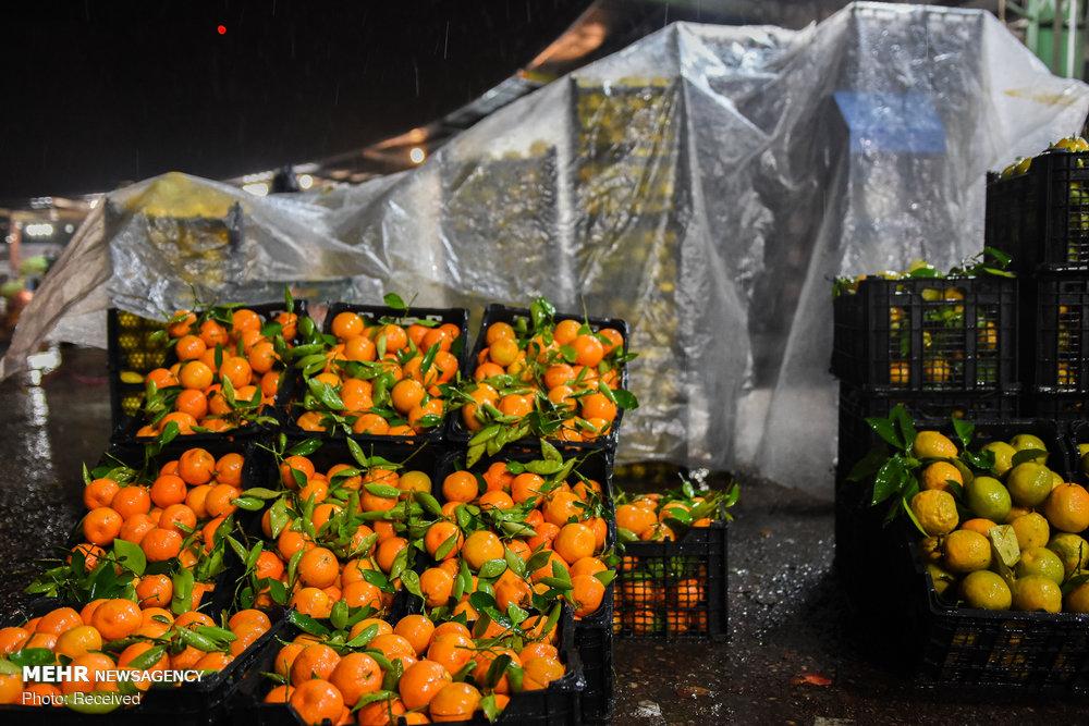 بازارهای میوه و تره بار تهران افزایش می یابد