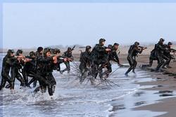 مسابقات غواصی ارتش های جهان در کیش برگزار می شود