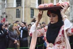 برگزاری جشنواره زمستانه انار