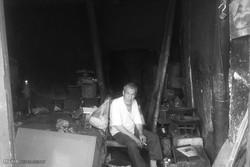 نصب المان نعلچگر  به دلیل امانت داری ۴۵ ساله یک دوچرخه در زنجان