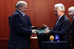 امضای دو تفاهمنامه میان سازمان حفاظت محیط زیست و وزارت علوم