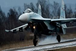 استقرار جنگندهای روس در کریمه