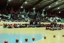 مسابقات جام شهر پاک در یاسوج آغاز شد/ حضور ۵۶ تیم در مسابقات