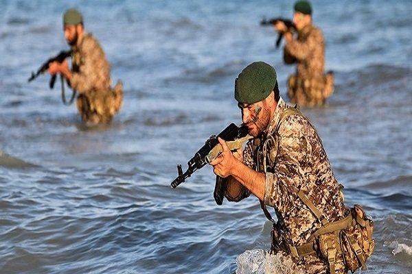 خلیج فارس میں پیغمبر اعظم 12 نامی فوجی مشقوں کے آخری مرحلے کا آغاز