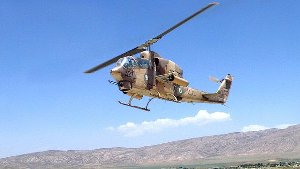 اورهال ۸ فروند بالگرد ۲۱۴ و کبرا در هوانیروز ارتش
