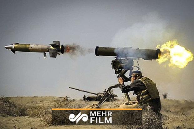 VIDEO: IRGC releases clip for 'Great Phorphet-12' massive drills