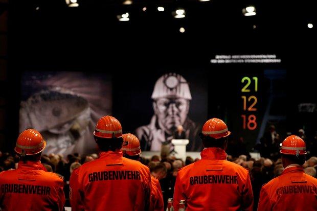 تعطیلی آخرین معدن زغال سنگ در آلمان