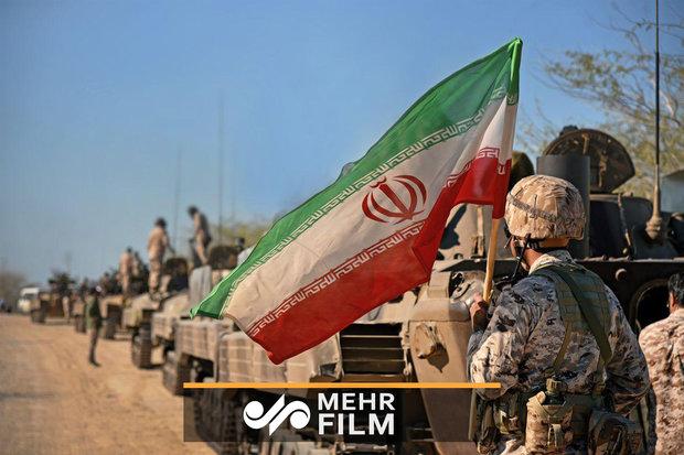 فلم/ ایرانی سپاہ کا اقتدار