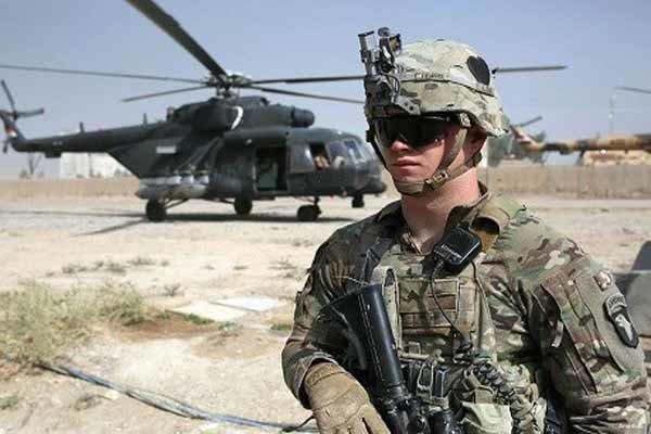 تحرکات گسترده آمریکایی ها در الانبار عراق