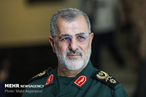 Invading enemy, IRGC's defensive strategy in operational level
