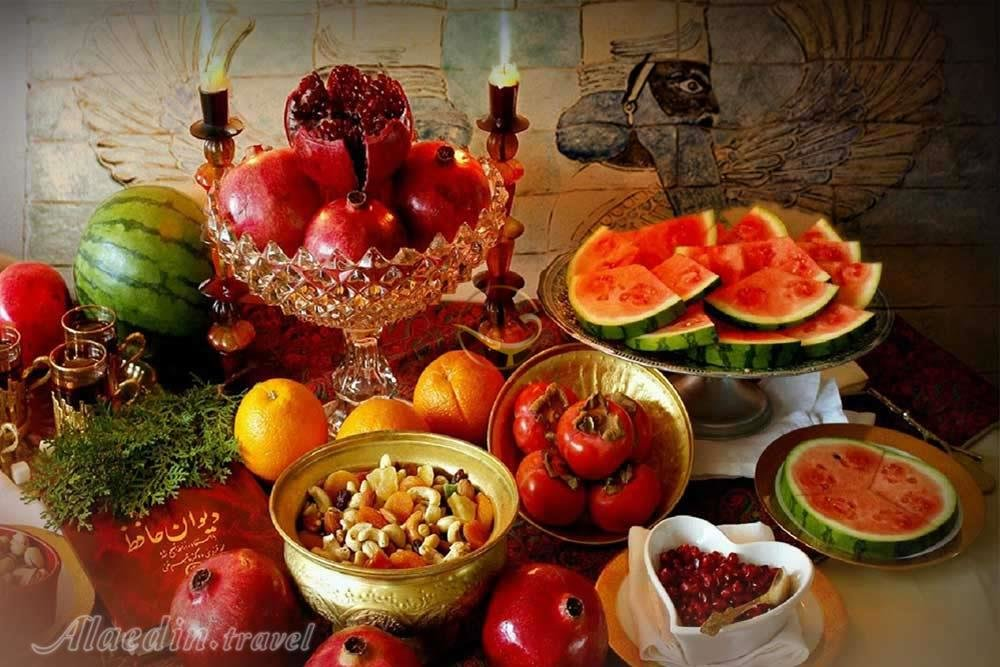 in honor of the longest night iran pursuing unesco recognition of yalda