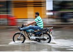 ۵۶ درصد موتورسیکلتهای کشور در ۵ استان تردد میکنند