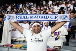 Real Madrid- Al Ain maçından kareler