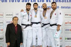 یک ایرانی به اردوی تیم ملی جودو ترکیه دعوت شد