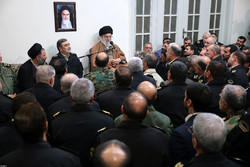 Leader praises Iranian Police efforts to ensure security