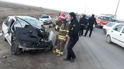 حادثه رانندگی در محور «گویجه بل» ۸ کشته و زخمی درپی داشت