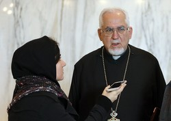 Bishop hails Rouhani's citizen rights charter