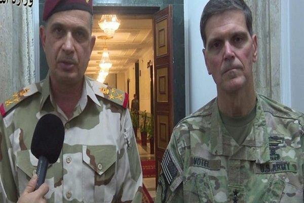 Irak ile ABD'den güvenlik konusunda flaş görüşme