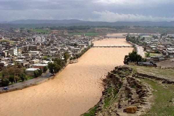 کاهش دبی همه رودخانههای لرستان/ افت یک متری سطح آبهای زیرزمینی