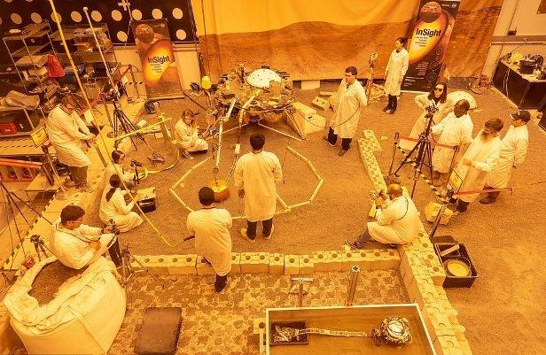 ناسا مریخ را روی زمین ساخت