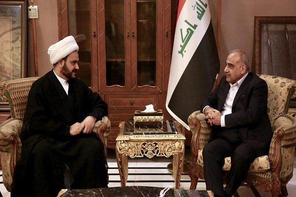 امين عام النجباء: مستعدون لمساعدة الحكومة لاعادة اعمار العراق