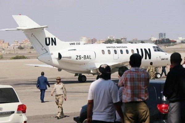 اقوام متحدہ کے مبصرین کے سربراہ صنعا پہنچ گئے
