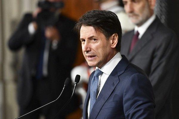 اٹلی کے وزير اعظم کل لبنان کا دورہ کریں گے