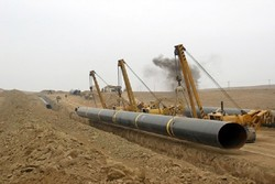 آغاز عملیات اجرایی پروژه خط انتقال آب شهرک صنعتی شماره۳ خرمآباد در دهه فجر