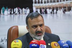 رئيس منظمة الحج الايرانية يتوجه الى السعودية
