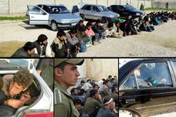 مرز مستحکم در برابر قاچاق انسان/ تجهیزات کنترلی ماهیرود افزایش یابد
