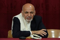Afganistan Cumhurbaşkanı Gani İstanbul'a gitti
