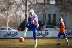 تیم ملی فوتبال بانوان بلاروس فردا وارد تهران میشود