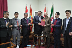 تعریف دوره مشترک میان دانشگاههای علوم پزشکی تهران و «صلاحالدین»