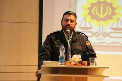کشف ۸۱ درصد جرائم خشن در شهرستان دزفول/کشف ۷۳ درصد سرقت ها