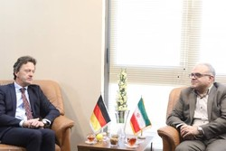 آلمانیها علاقهمند به همکاری با تجار فارس هستند