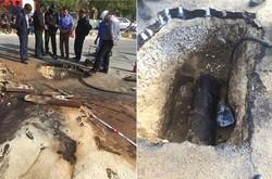 انشعاب غیرمجاز در مسیر اصلی انتقال سوخت به بوشهر کشف شد