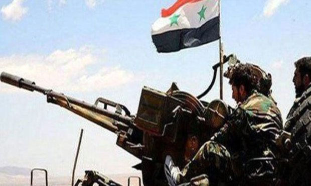 Syrian Army retaliates against terrorists' attacks in Hama