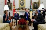 انتقاد رهبران کنگره آمریکا از فرمان اجرایی ترامپ درباره بیماران کرونایی