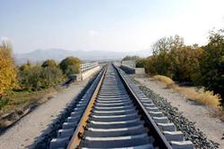 راه آهن جنوب مسدود شد