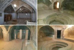 گَرد فراموشی روی حمامهای تاریخی بروجرد/ اعتبار مرمت شاید وقتی دیگر!