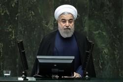 الرئيس روحاني: میزانیة العام القادم ترتكز علی تحسین المستوی المعیشي للشعب