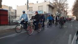 تور بزرگ دوچرخه سواری « چهل بهار» به مازندران رسید