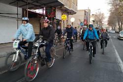 پیشنهاد ۱۷۰ میلیارد ریال برای توسعه دوچرخهسواری همگانی در پایتخت