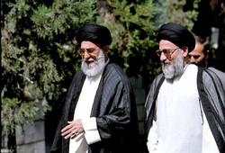 Devrim Lideri-Ayetullah Şahrudi görüşmesinin fotoğrafları yayınlandı