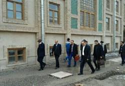 دبیرکل کمیسیون ملی یونسکو از دانشگاه هنر تبریز بازدید کرد