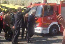 سکته راننده دلیل واژگونی اتوبوس دانشجویان بوده است