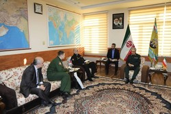 Bagheri calls for closer coop. between Iran, Russia armed forces