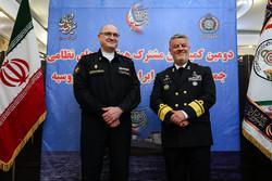 الاجتماع الثاني للجنة العسكرية المشتركة بين ايران وروسيا / صور