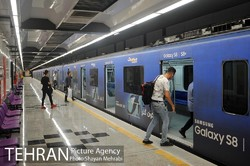 2 subway lines to become partially operational: Tehran councilor